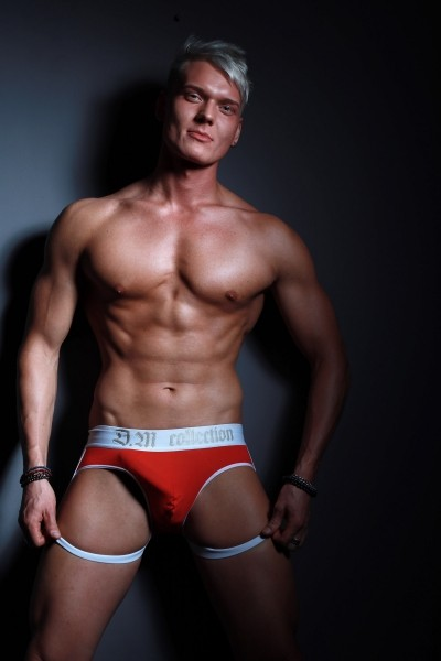 Orland hot blond stud