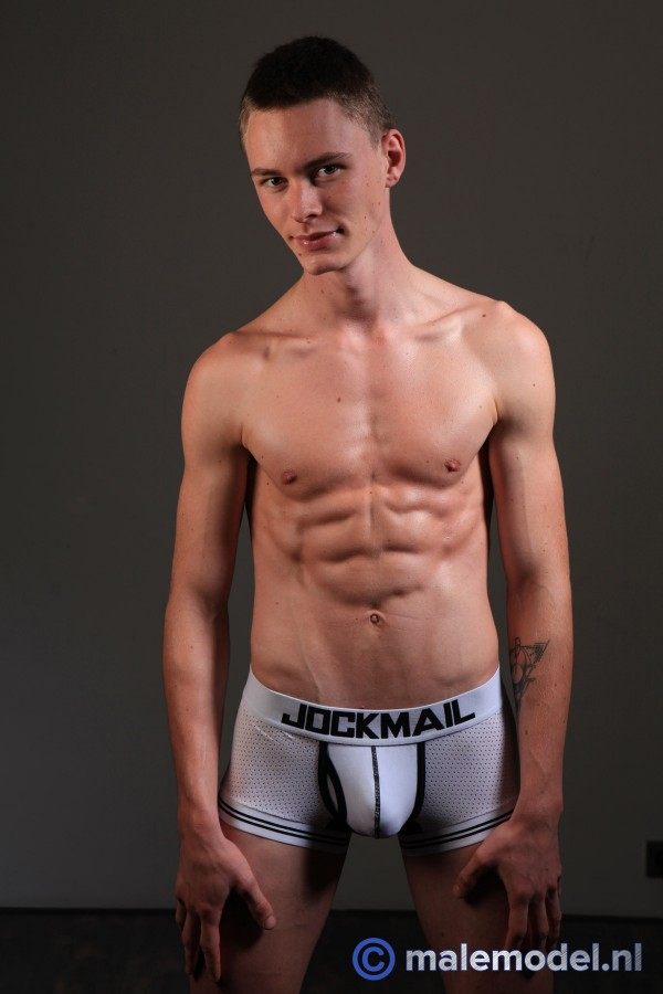 Pierre beautiful twink model #1