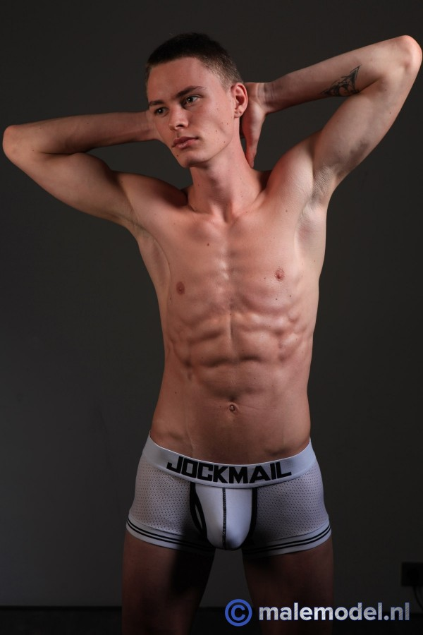 Pierre beautiful twink model #2