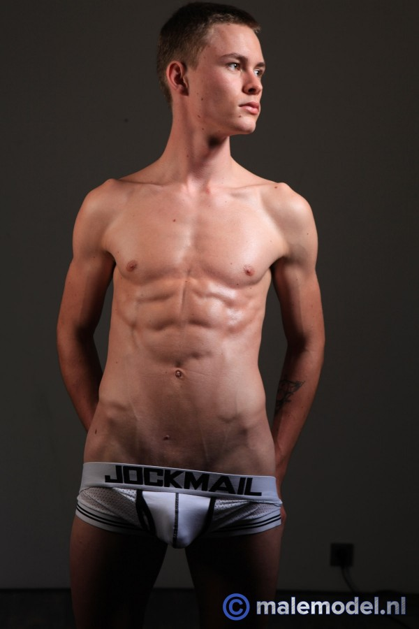 Pierre beautiful twink model #4