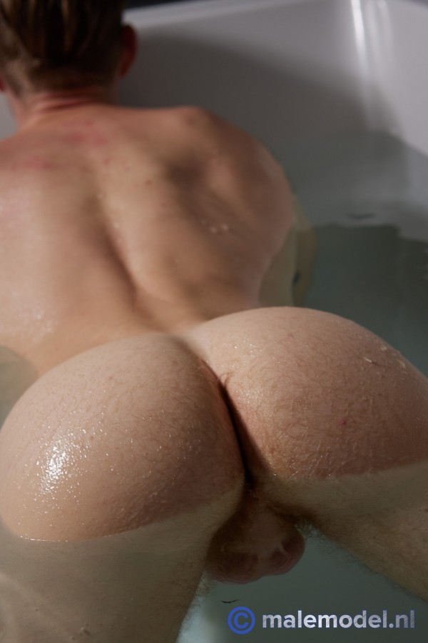 taking hot bath and shower #5